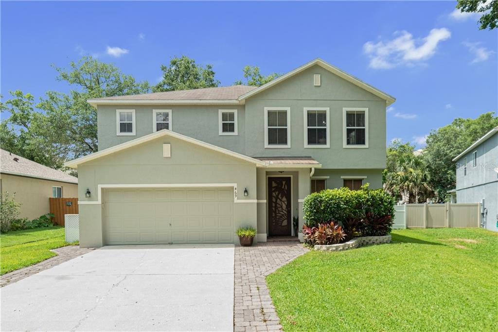 469 VICKS LANDING DR Property Photo - APOPKA, FL real estate listing