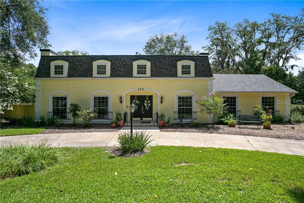 347 BEACH AVE Property Photo - LONGWOOD, FL real estate listing