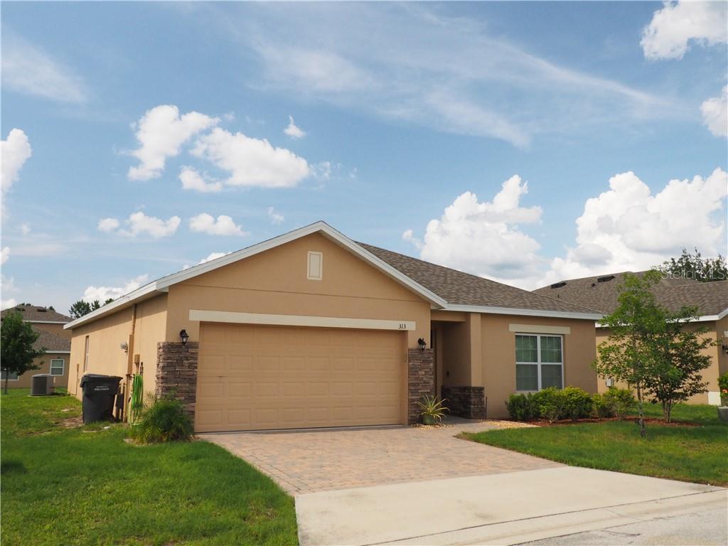 313 SALAMANCA ROAD Property Photo - DAVENPORT, FL real estate listing