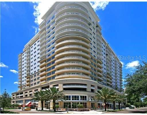100 S EOLA DR #707 Property Photo - ORLANDO, FL real estate listing