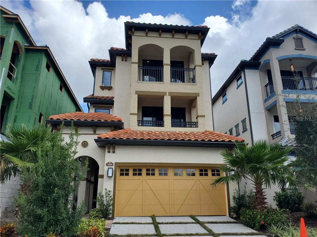 7669 TOSCANA BOULEVARD Property Photo - ORLANDO, FL real estate listing