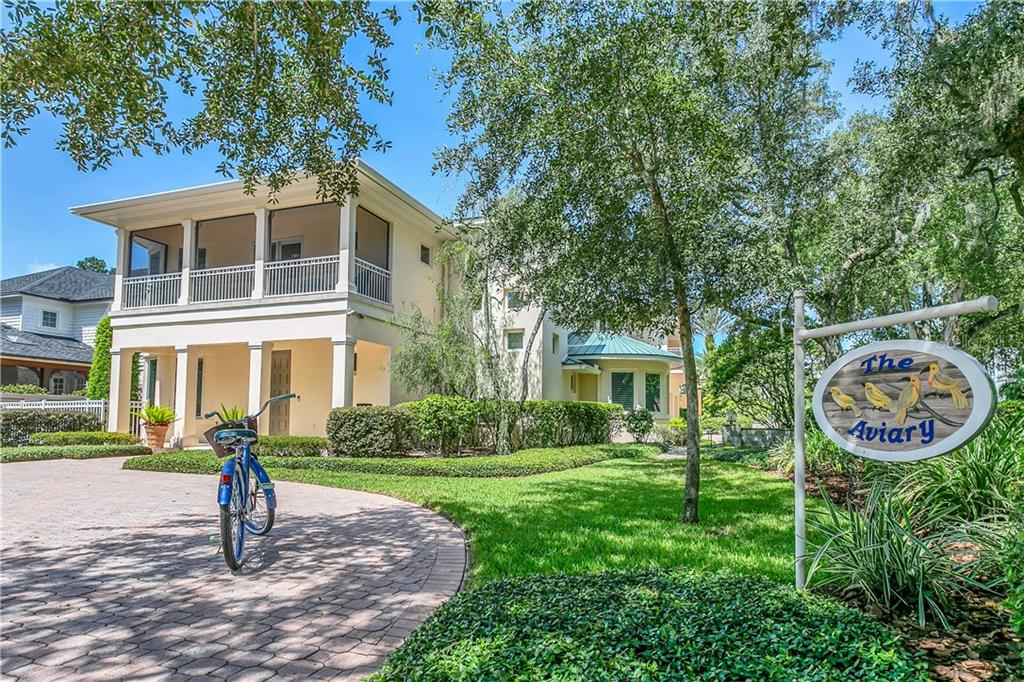 345 N INTERLACHEN AVENUE Property Photo - WINTER PARK, FL real estate listing