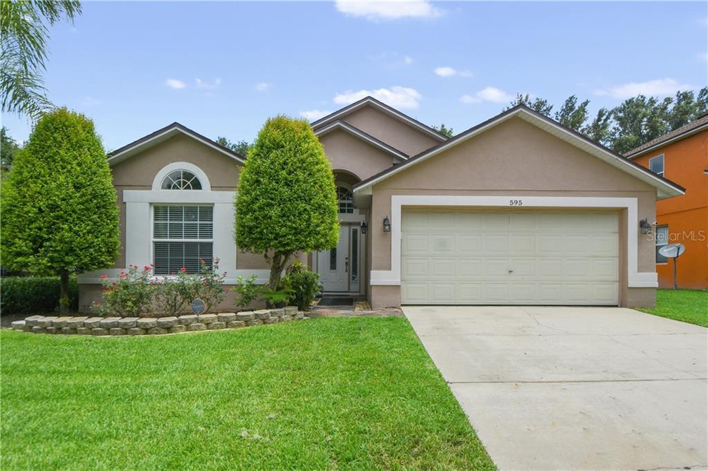 595 VICKS LANDING DR Property Photo - APOPKA, FL real estate listing