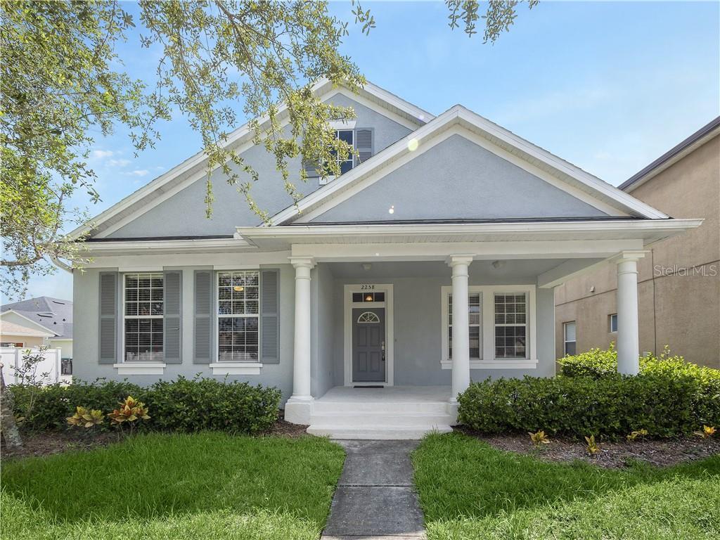 2258 FLORIDA SOAPBERRY BLVD Property Photo - ORLANDO, FL real estate listing