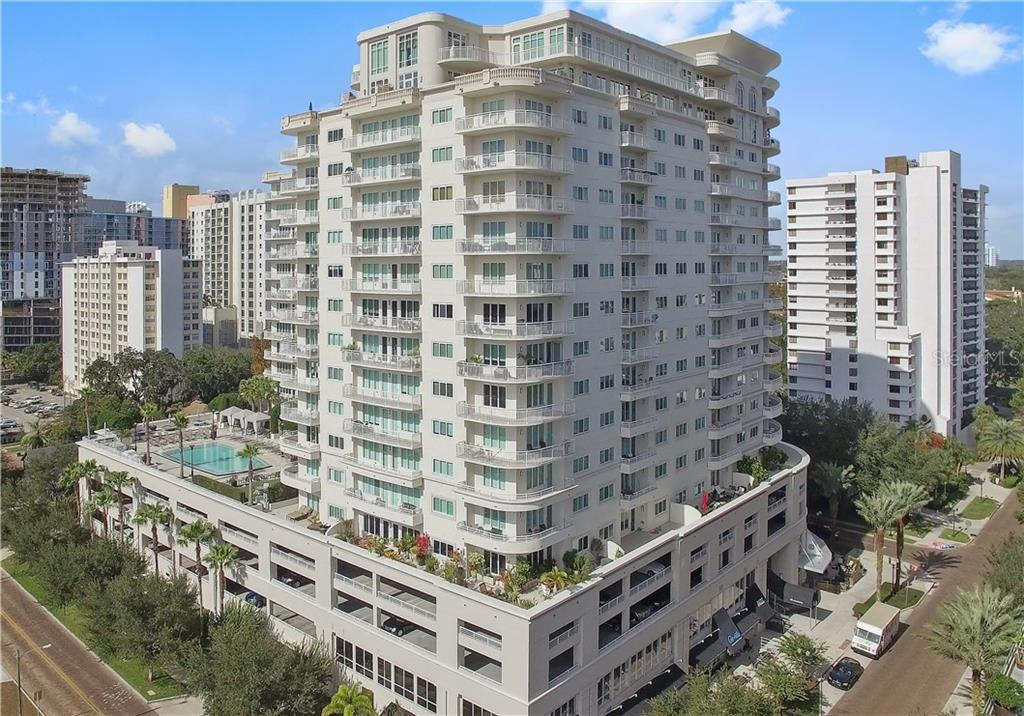 100 S EOLA DRIVE #1409 Property Photo - ORLANDO, FL real estate listing