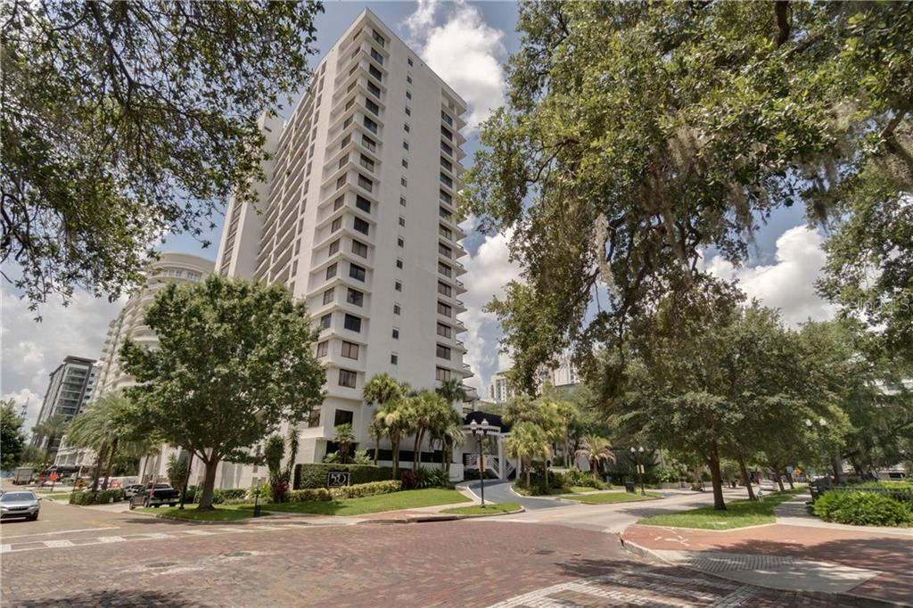 530 E CENTRAL BOULEVARD #1202 Property Photo - ORLANDO, FL real estate listing