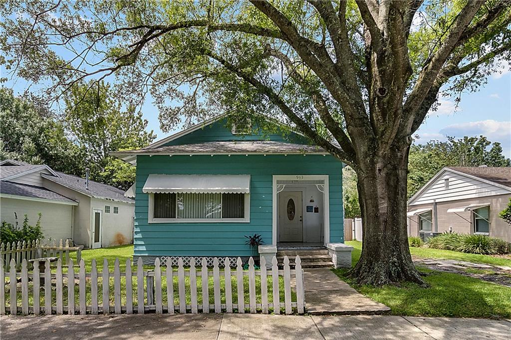913 W HARVARD STREET Property Photo - ORLANDO, FL real estate listing