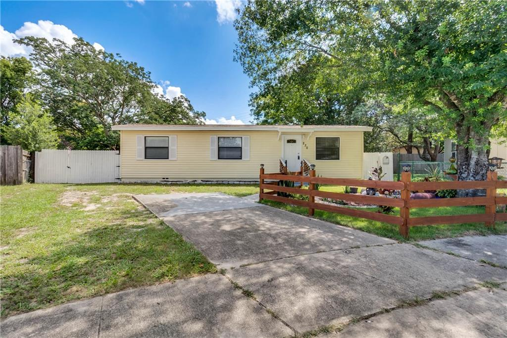 230 AURORA CIR Property Photo - CASSELBERRY, FL real estate listing