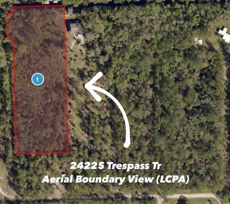 24225 TRESPASS TRAIL Property Photo