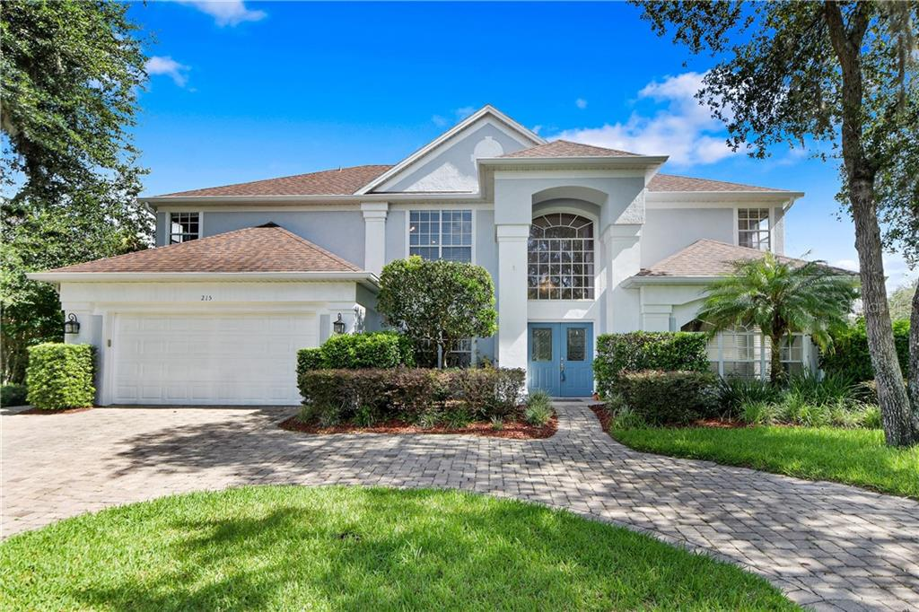 215 BLUE CREEK DRIVE Property Photo - WINTER SPRINGS, FL real estate listing