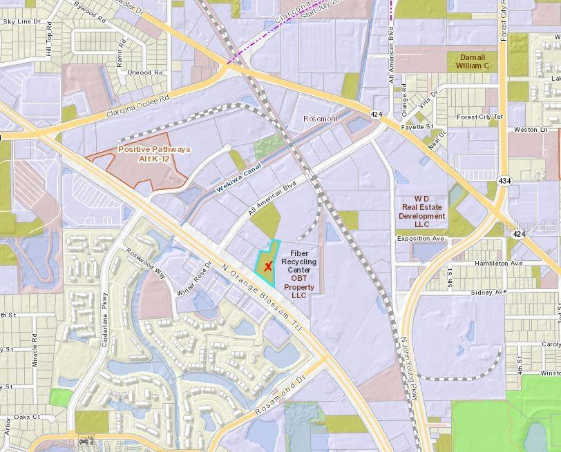 5303 N ORANGE BLOSSOM TRAIL Property Photo - ORLANDO, FL real estate listing