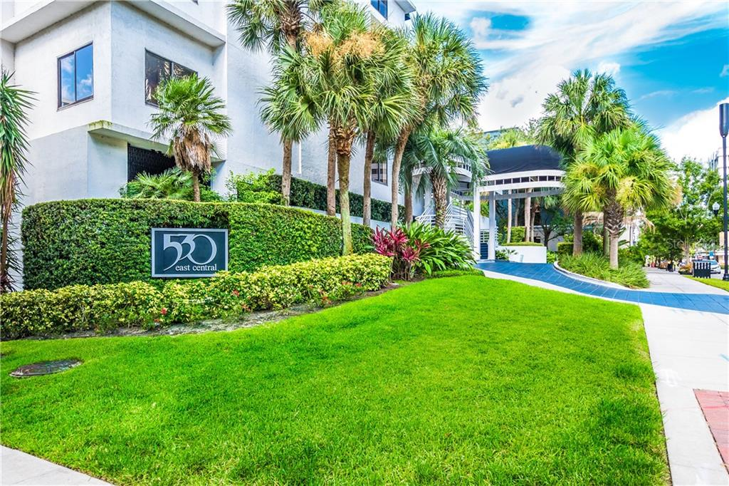 530 E CENTRAL BOULEVARD #505 Property Photo - ORLANDO, FL real estate listing