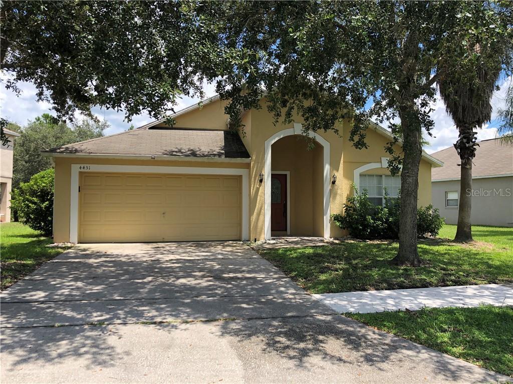 4431 NORTHERN DANCER WAY Property Photo - ORLANDO, FL real estate listing
