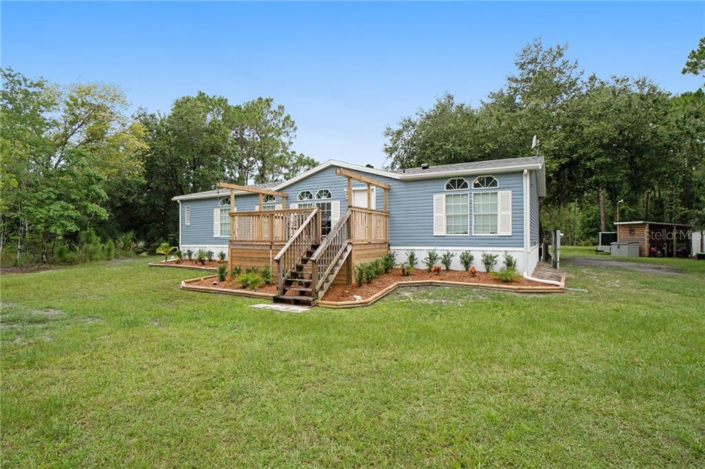 910 SHELLCRACKER ROAD Property Photo - MIMS, FL real estate listing
