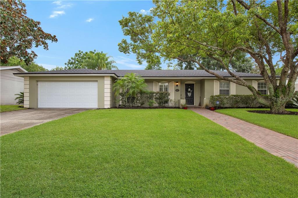 307 MONTICELLO DR Property Photo - ALTAMONTE SPRINGS, FL real estate listing