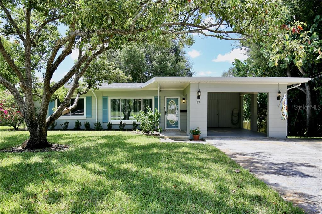 27 VERMONT AVENUE Property Photo - ROCKLEDGE, FL real estate listing