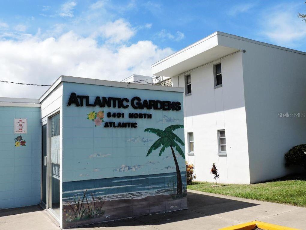 8401 N ATLANTIC AVENUE ##I5 Property Photo - CAPE CANAVERAL, FL real estate listing