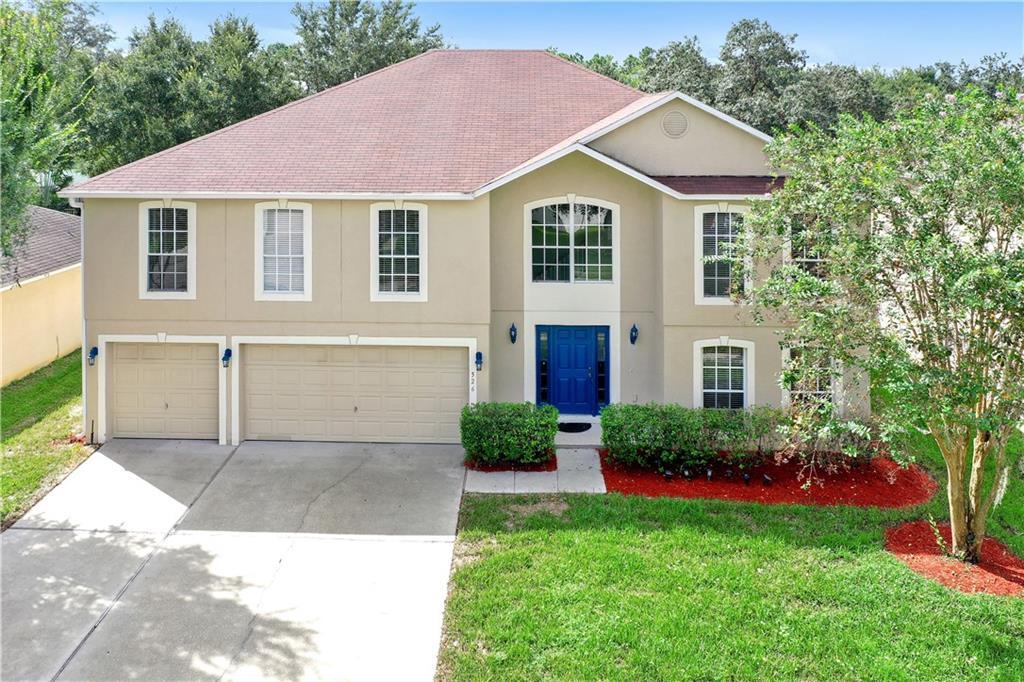 526 GRANITE CIRCLE Property Photo - CHULUOTA, FL real estate listing