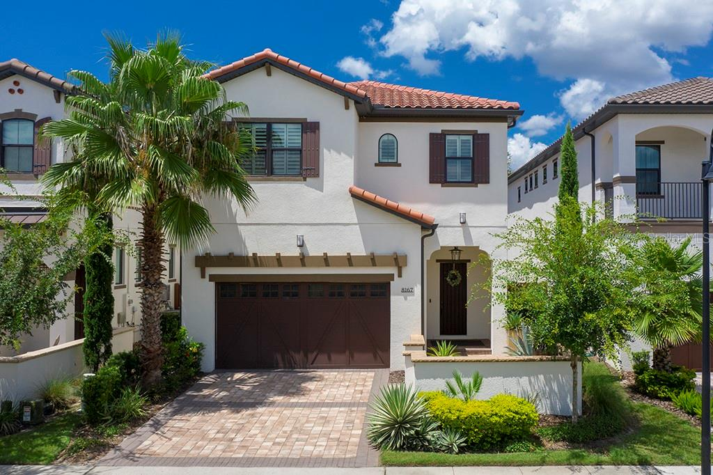 8167 VIA VITTORIA WAY Property Photo - ORLANDO, FL real estate listing