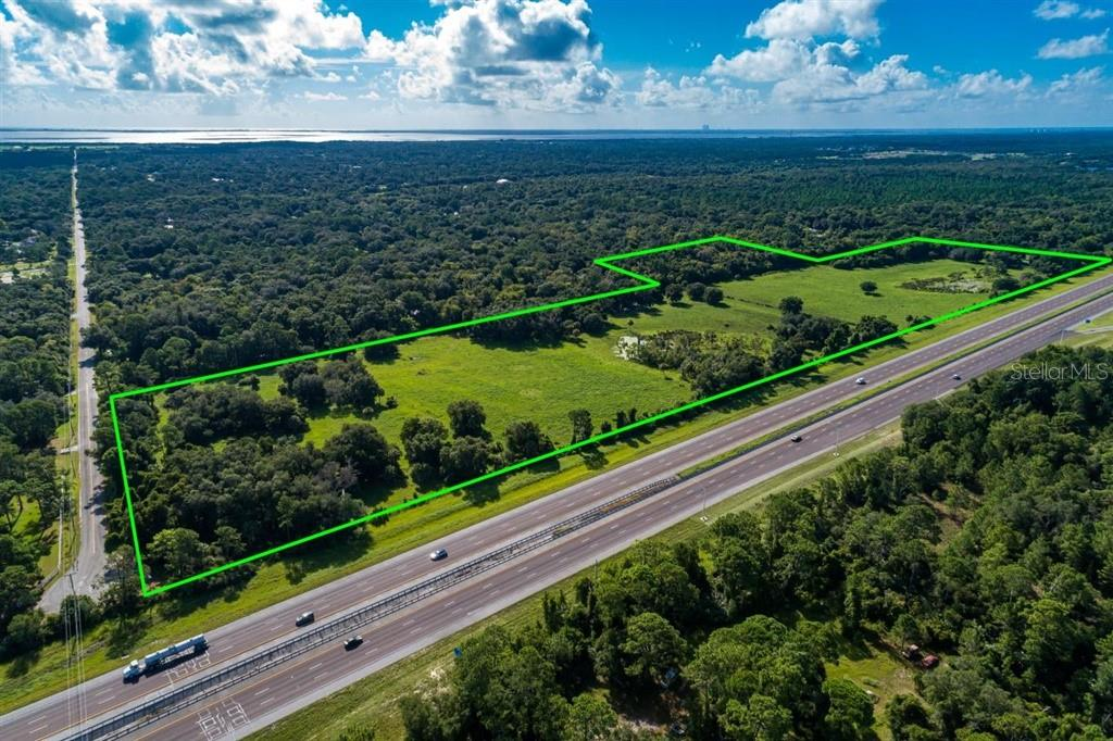 INTERSTATE 95 & BURKHOLM ROAD Property Photo - MIMS, FL real estate listing
