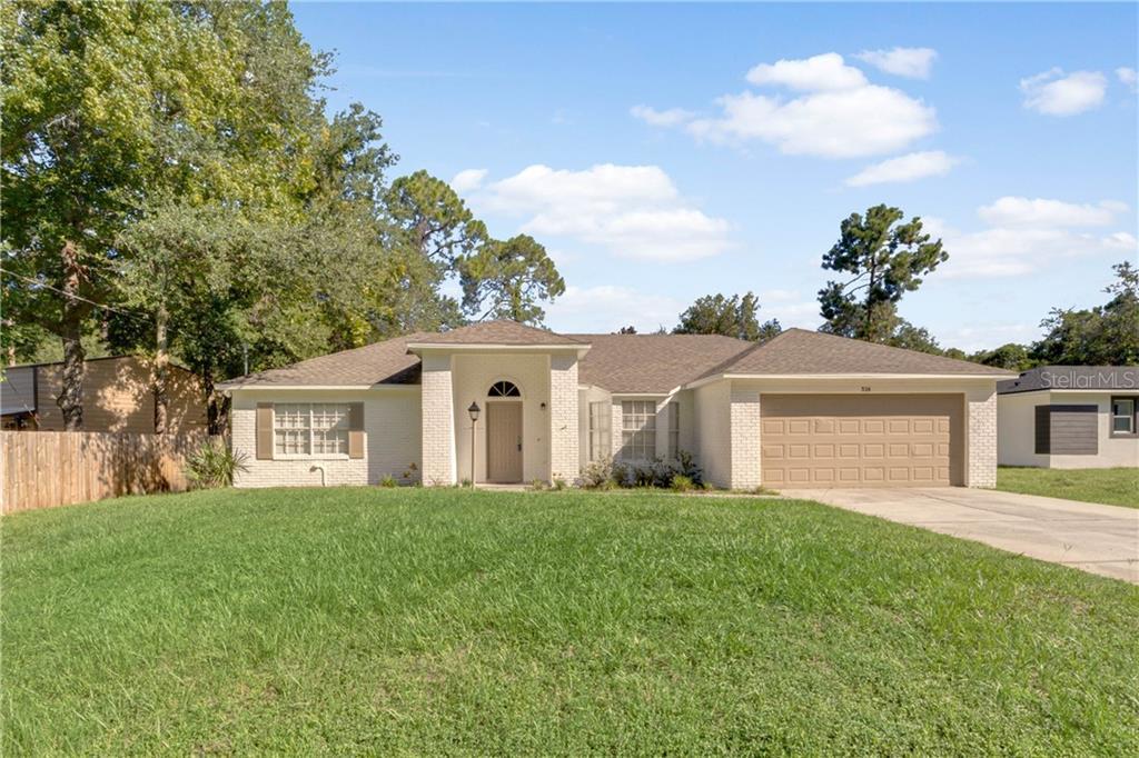 328 GARDENIA AVENUE Property Photo - DEBARY, FL real estate listing