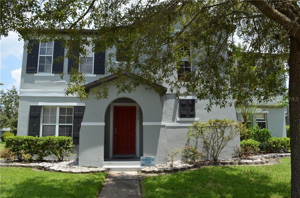 2039 FLORIDA SOAPBERRY BLVD Property Photo - ORLANDO, FL real estate listing