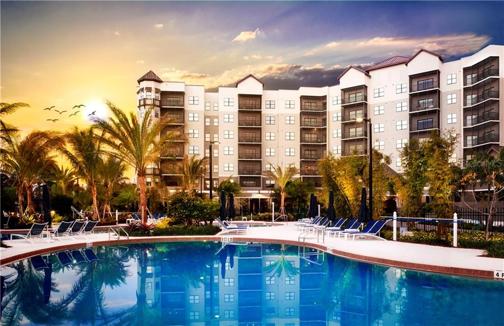 14501 Grove Resort Avenue #1413 Property Photo