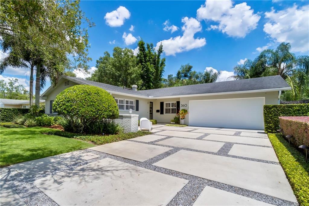 360 MERRIE OAKS ROAD Property Photo - WINTER PARK, FL real estate listing