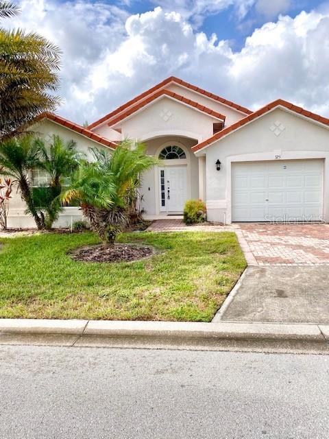 325 GRANADA BOULEVARD Property Photo - DAVENPORT, FL real estate listing