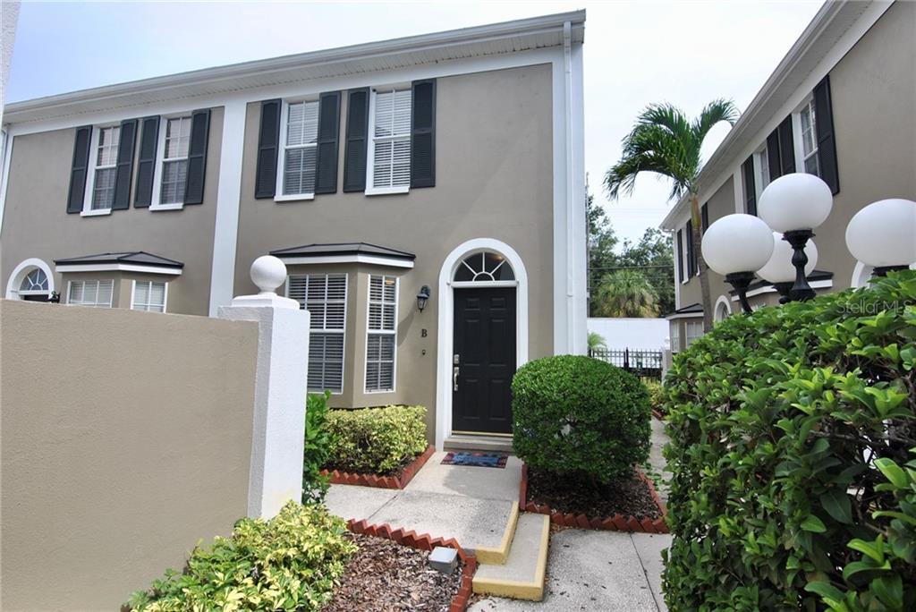 2802 W CLEVELAND STREET #B Property Photo - TAMPA, FL real estate listing