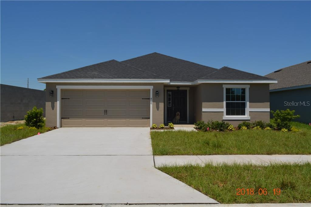 410 ST GEORGES CIRCLE Property Photo - EAGLE LAKE, FL real estate listing