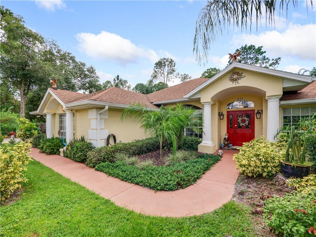 377 RUTH JENNINGS DRIVE Property Photo - DEBARY, FL real estate listing