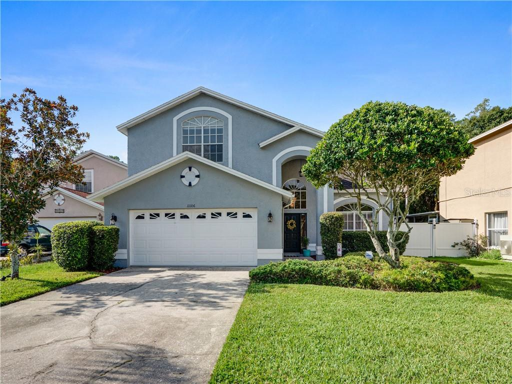 11106 CLAYRIDGE DRIVE Property Photo - TAMPA, FL real estate listing