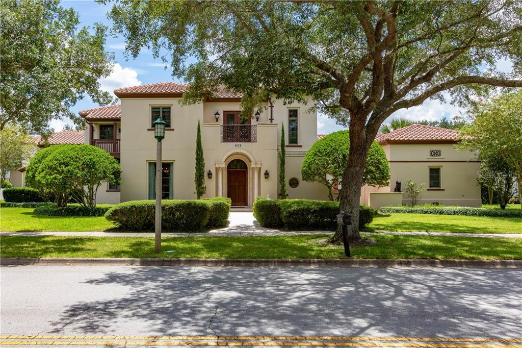 808 GOLFPARK DRIVE Property Photo - CELEBRATION, FL real estate listing