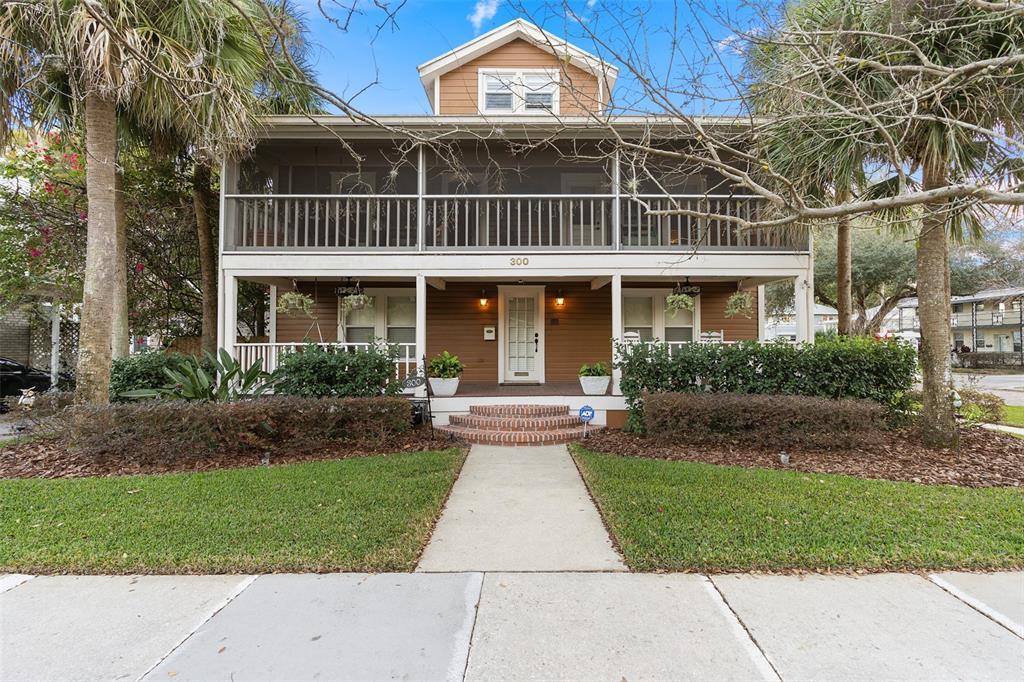 300 E HARWOOD STREET Property Photo - ORLANDO, FL real estate listing