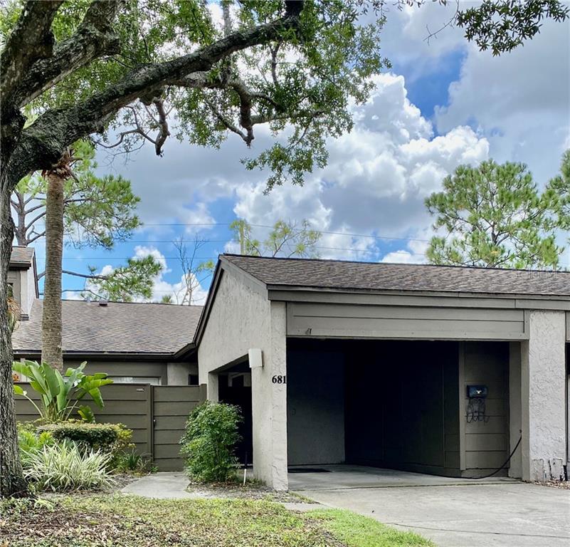 681 WOODRIDGE DRIVE Property Photo - FERN PARK, FL real estate listing