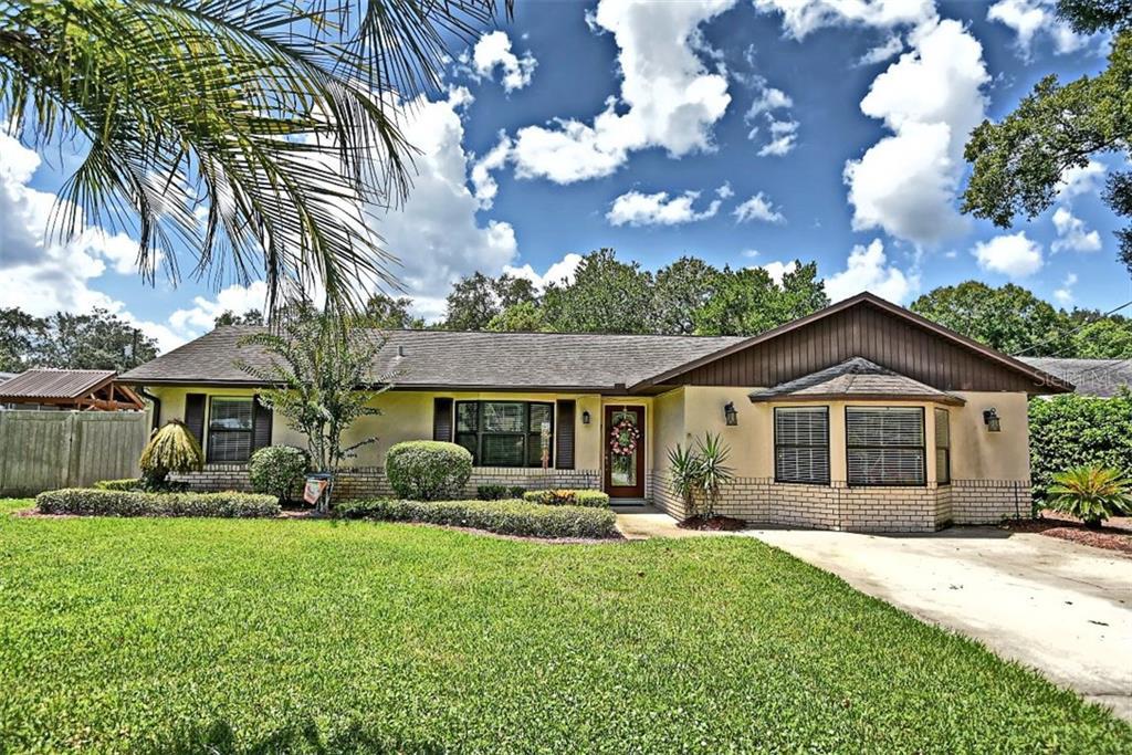 257 DELEON ROAD Property Photo - DEBARY, FL real estate listing