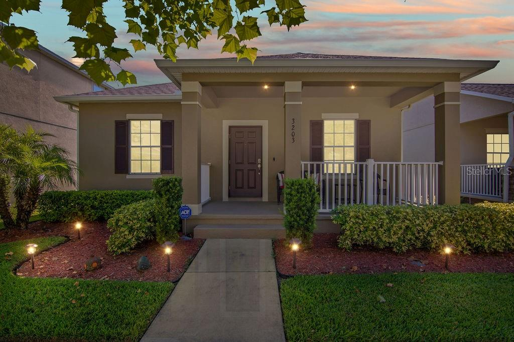 3203 BAYFLOWER AVENUE Property Photo - HARMONY, FL real estate listing