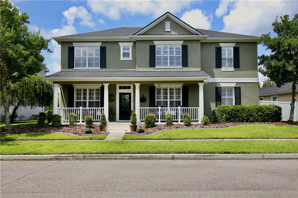 2460 FLOWERING DOGWOOD DRIVE Property Photo - ORLANDO, FL real estate listing