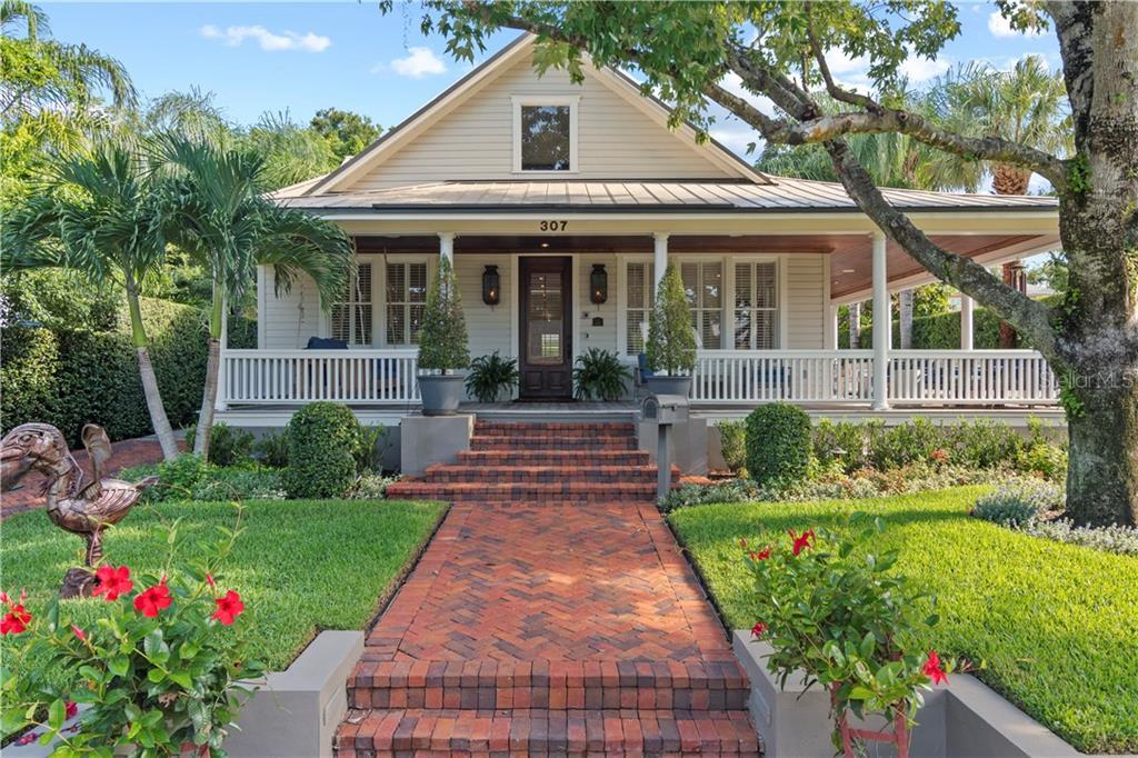 307 E HARWOOD STREET Property Photo - ORLANDO, FL real estate listing