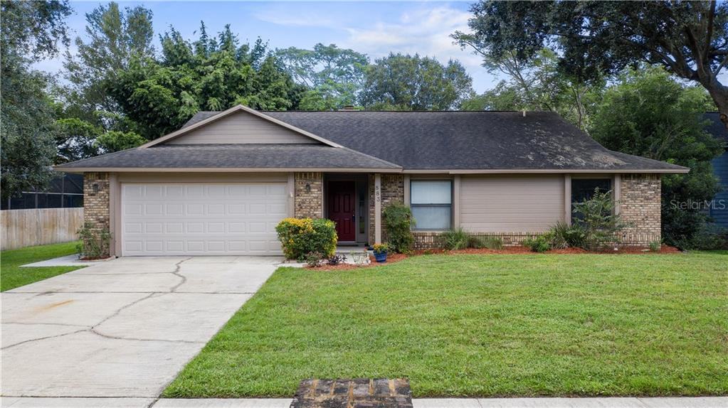 883 PINE MEADOWS ROAD Property Photo - ORLANDO, FL real estate listing