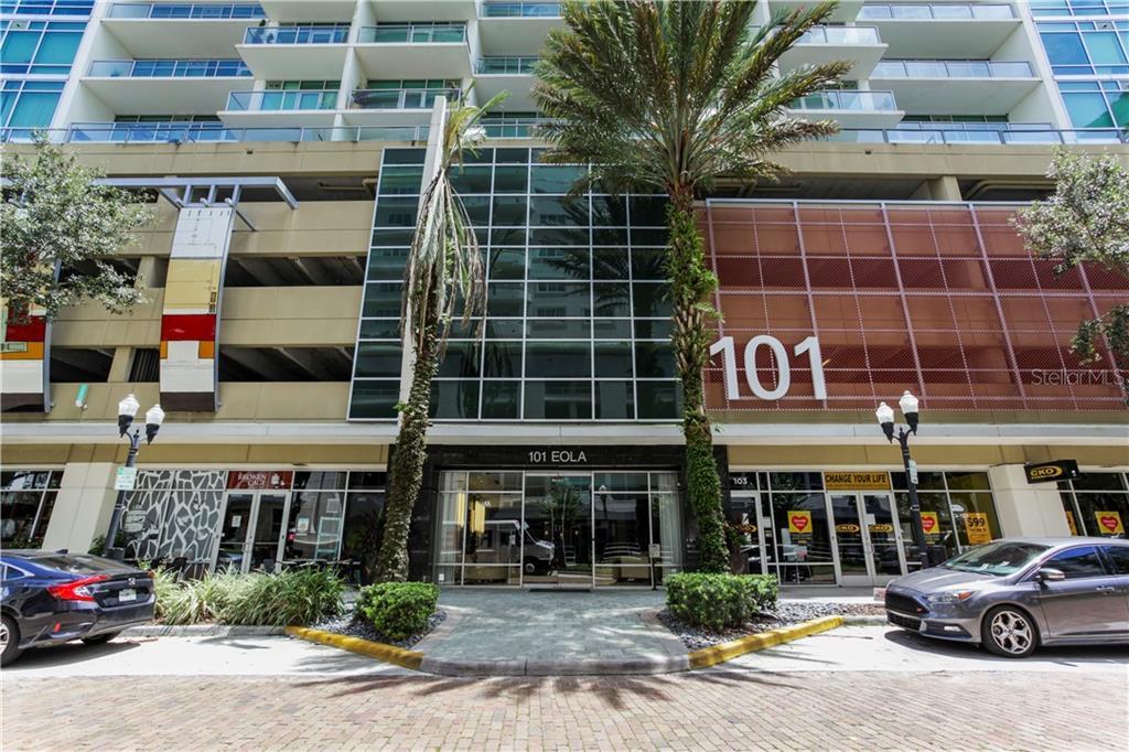 101 S Eola Drive #816 Property Photo