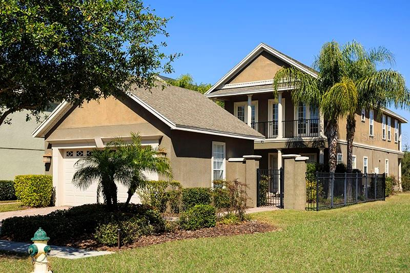 7596 EXCITEMENT DRIVE Property Photo - REUNION, FL real estate listing
