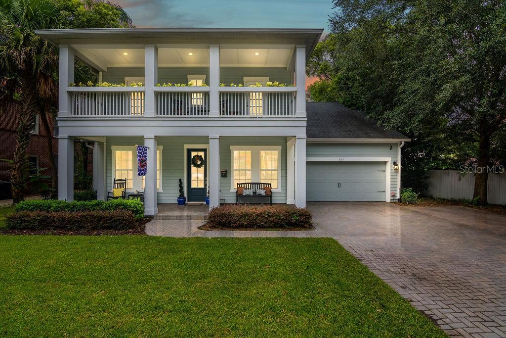 605 DELANEY PARK DRIVE Property Photo - ORLANDO, FL real estate listing