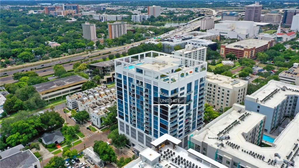 260 S OSCEOLA AVENUE #1401 Property Photo - ORLANDO, FL real estate listing