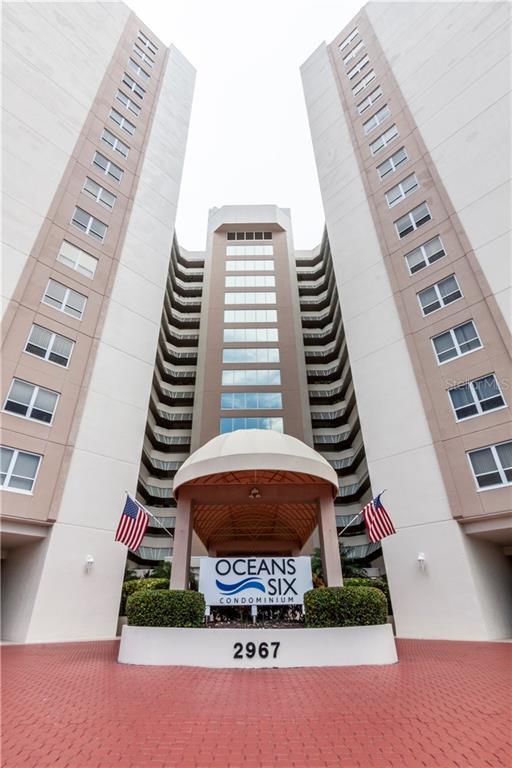 2967 S ATLANTIC AVENUE #1705 Property Photo - DAYTONA BEACH SHORES, FL real estate listing