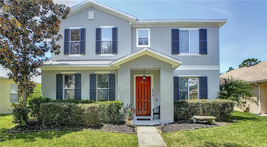 2618 WILD TAMARIND BOULEVARD Property Photo - ORLANDO, FL real estate listing