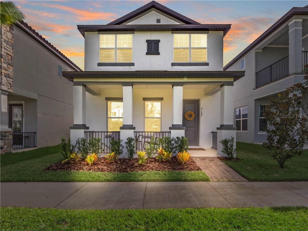 2187 WHITE FEATHER LOOP Property Photo - OAKLAND, FL real estate listing