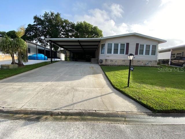 4023 COHEN DRIVE #744 Property Photo - ZELLWOOD, FL real estate listing