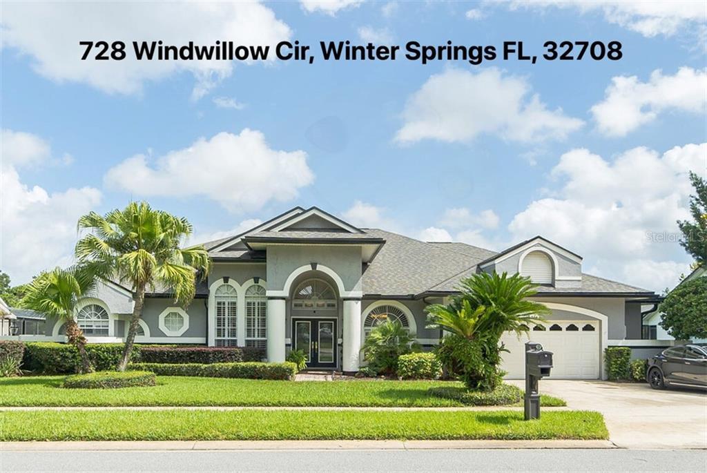 728 Windwillow Circle Property Photo
